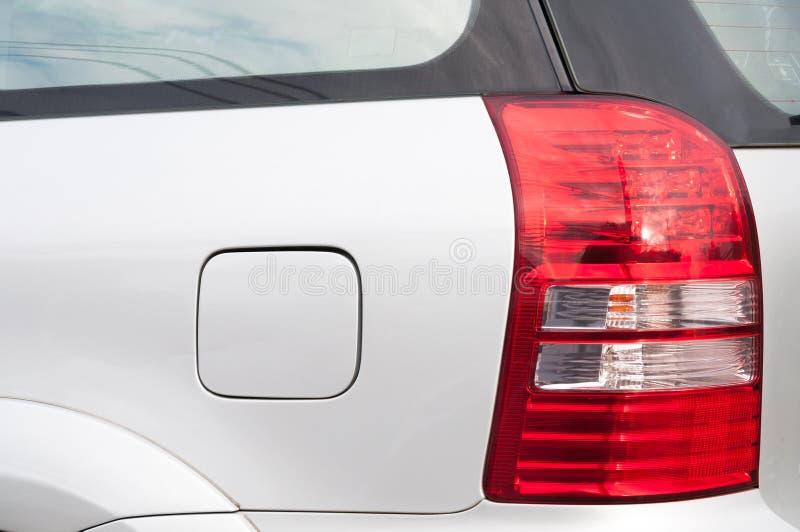 задий автомобиля светлая самомоднейшая стоковое изображение rf