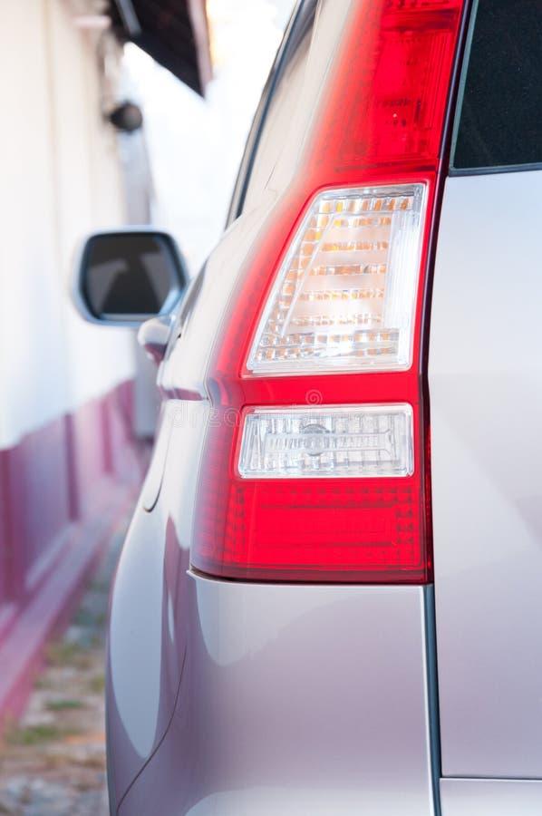 задий автомобиля светлая самомоднейшая стоковые фотографии rf