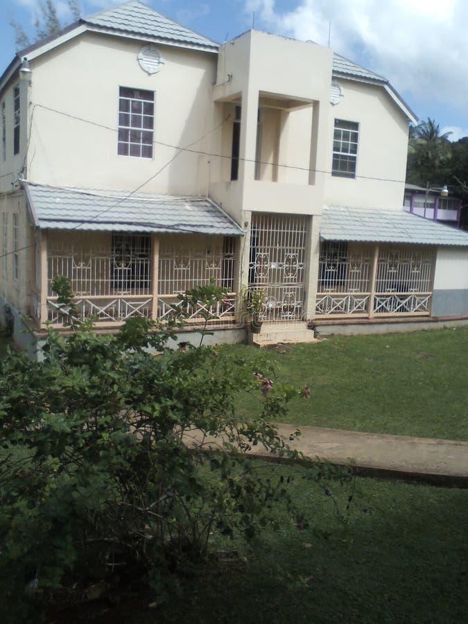 Задняя часть школы стоковое фото rf