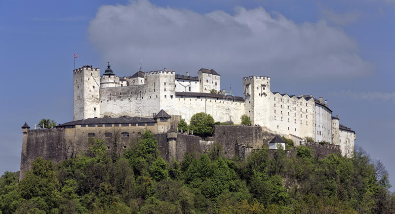 Download Зальцбург стоковое изображение. изображение насчитывающей взгляд - 40579215
