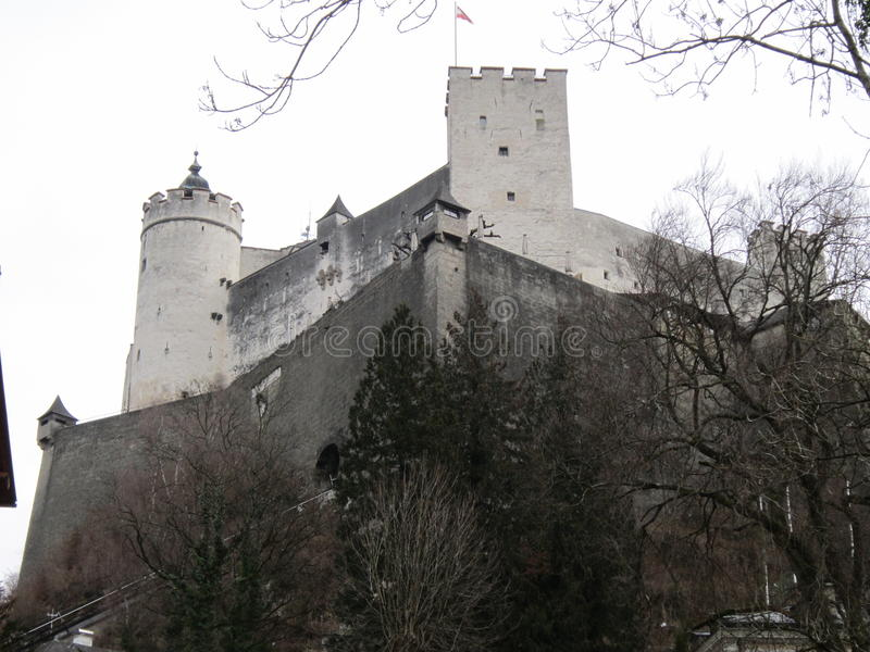 Зальцбург стоковая фотография
