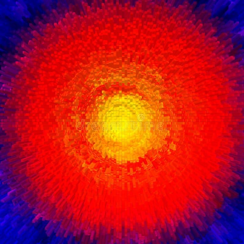 звезда взрыва бесплатная иллюстрация