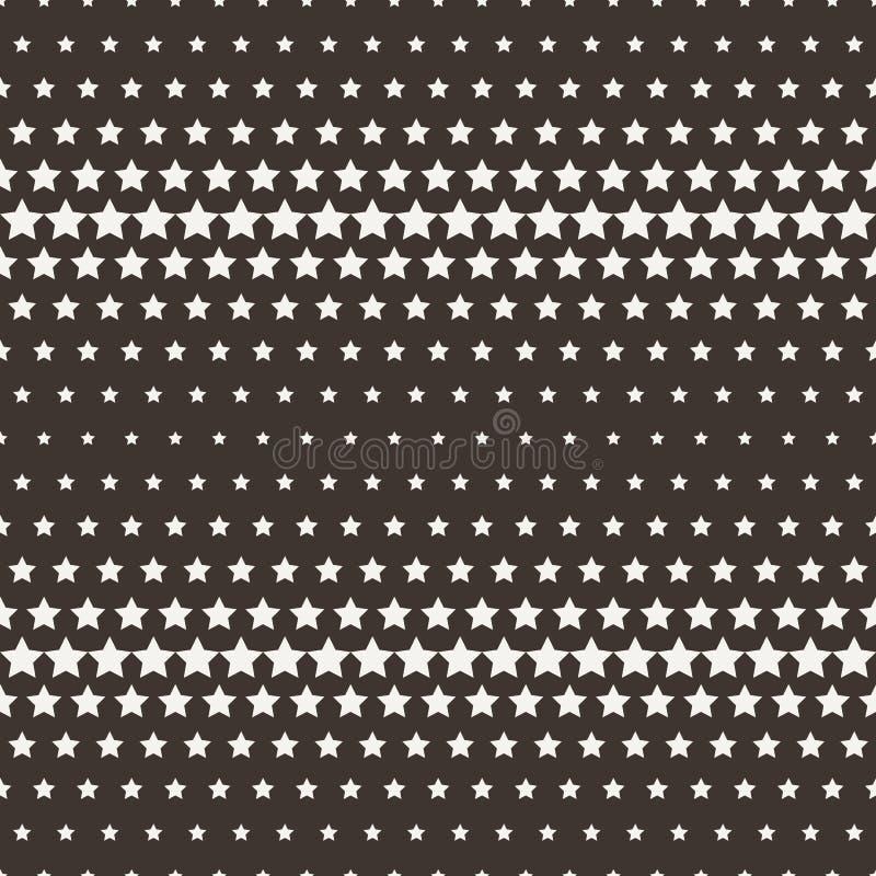 звезда картины безшовная иллюстрация вектора