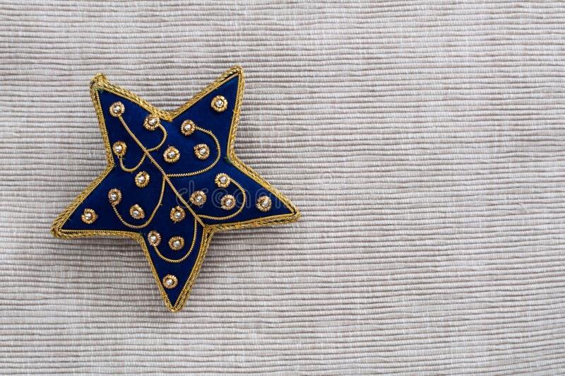 Звезда Кристмас стоковые изображения