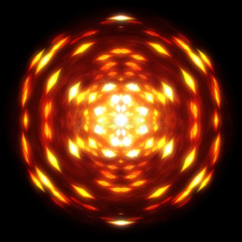 звезда рождения иллюстрация вектора