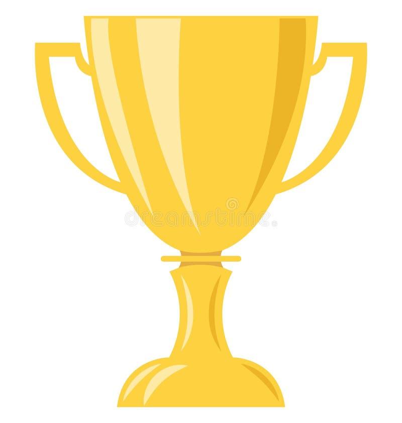 Звезда, трофей изолировала значок вектора editable бесплатная иллюстрация