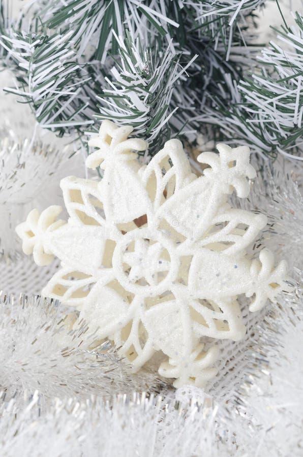 Звезда украшений рождественской елки стоковое фото rf