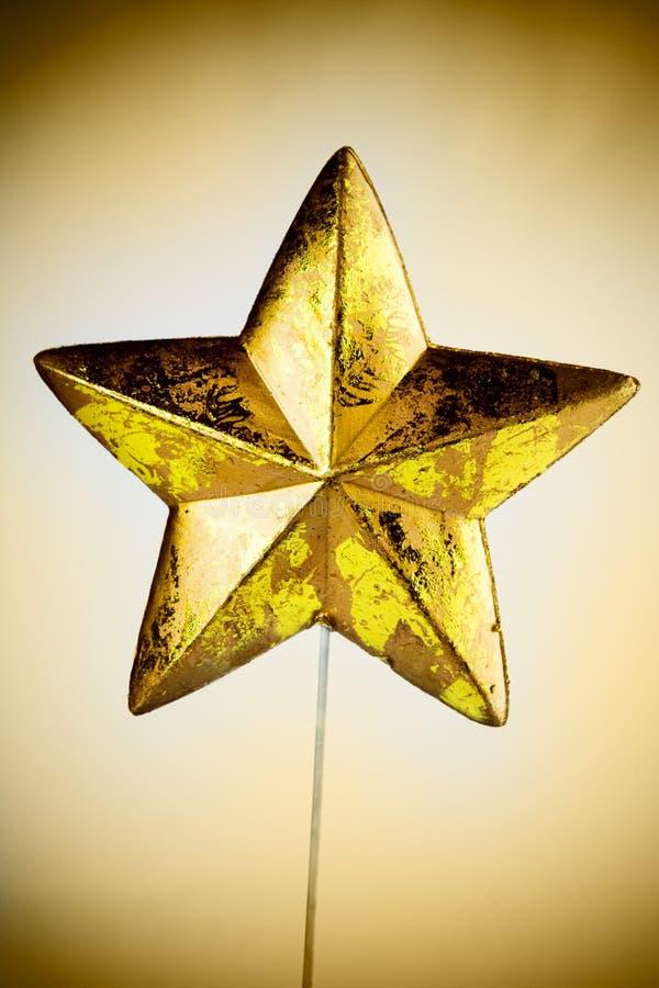 Download звезда украшения рождества стоковое изображение. изображение насчитывающей рождество - 6861215
