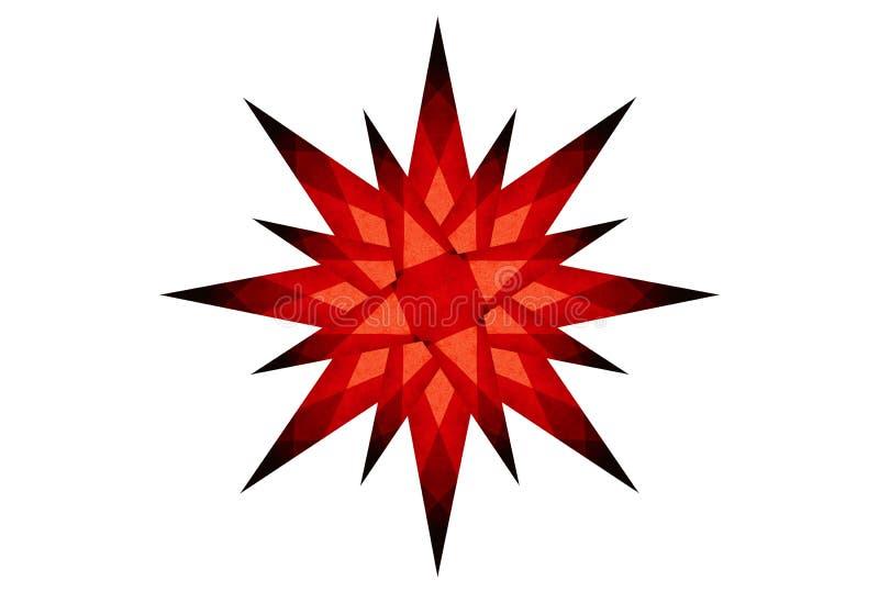 звезда 2 стоковая фотография rf