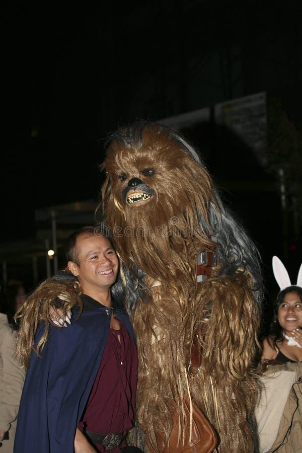 Звездные войны Chewbacca стоковые изображения rf