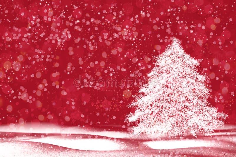 звезды абстрактной картины конструкции украшения рождества предпосылки темной красные белые абстрактный вал красного цвета рождес стоковая фотография