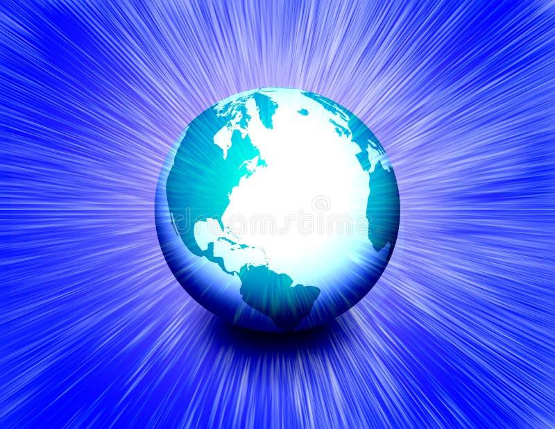 звезды планеты земли предпосылки полные иллюстрация штока