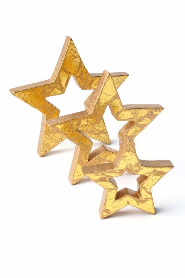 звезды рождества стоковое фото