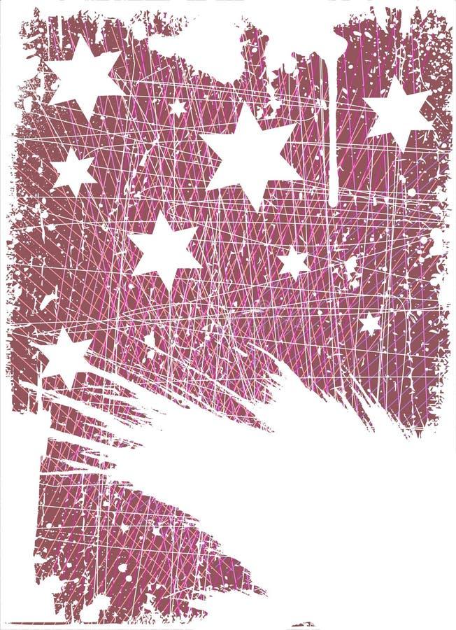 звезды grunge бесплатная иллюстрация