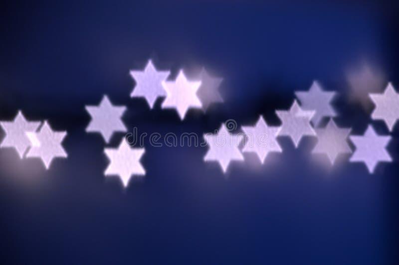 Звезда светов Дэвида для Хануки