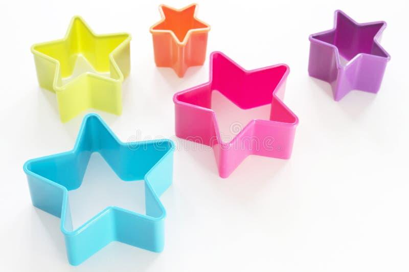 звезда форм стоковая фотография