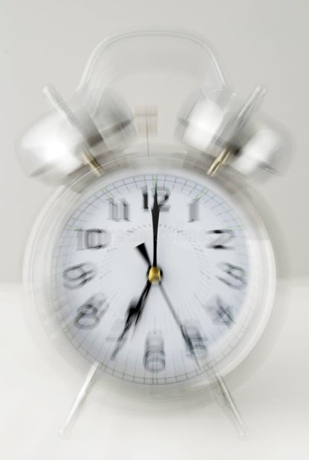 звенеть будильника стоковое изображение