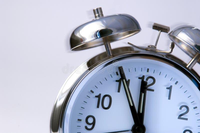 звенеть будильника стоковое фото rf