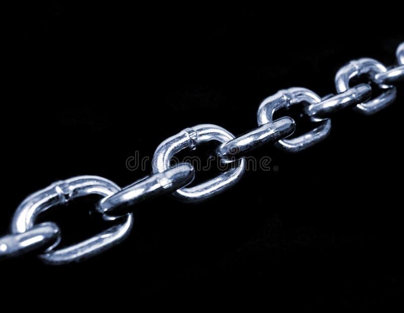 звенья цепи стоковое изображение