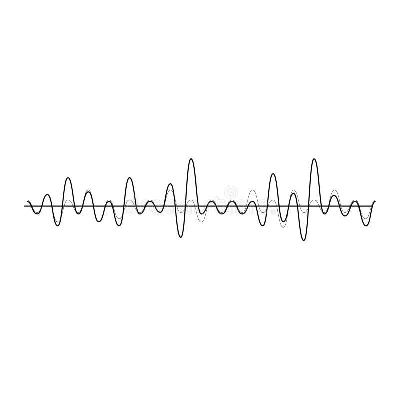 Звуковая война иллюстрация штока