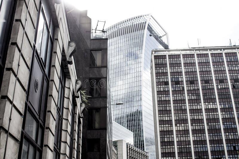Звуковое кино Лондон Walkie стоковое изображение