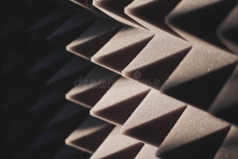 Звукоизоляционный материал стоковые фото