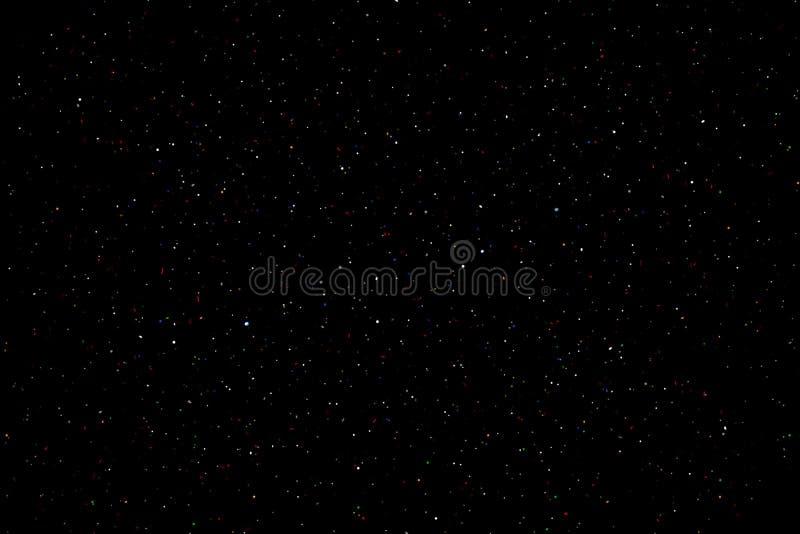 Звёздное небо как небо стоковые изображения rf