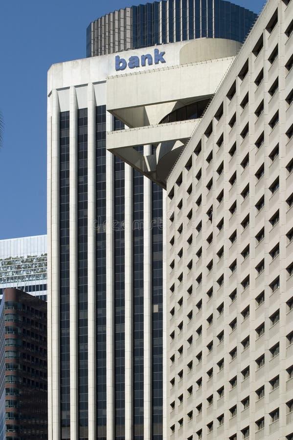 здание банка стоковая фотография rf