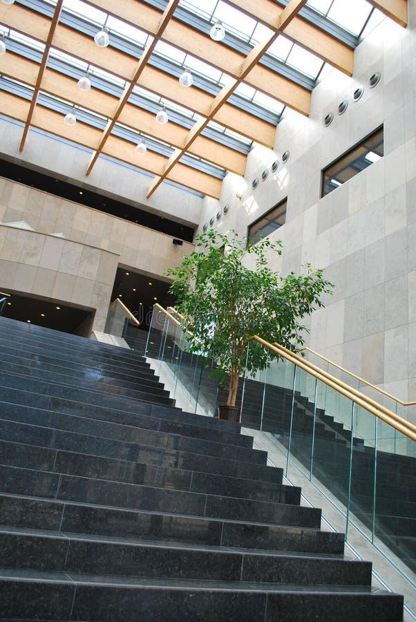 здание внутри самомоднейшего стоковые фотографии rf