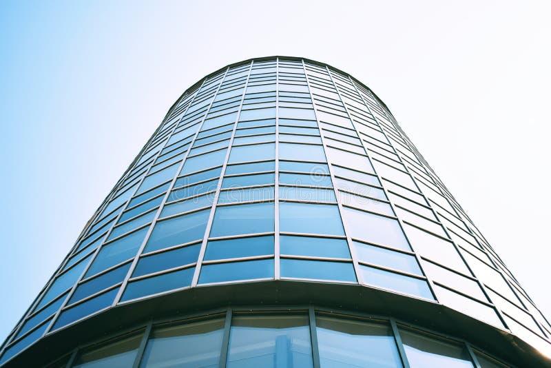 Здание высоты стоковые фото