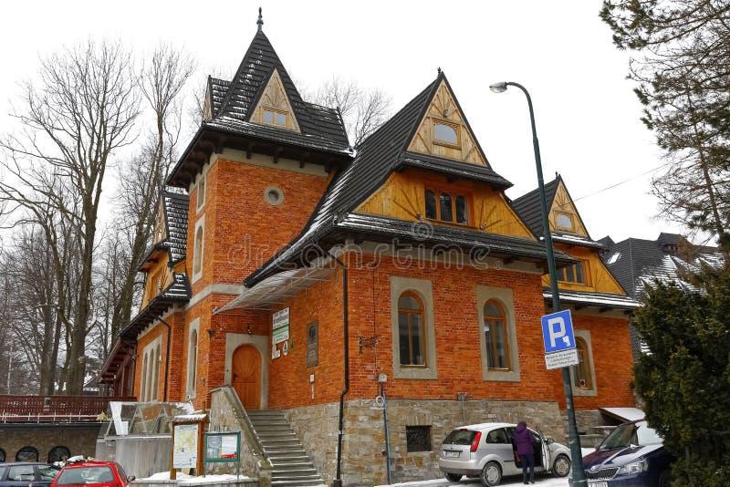 здание кирпича историческое стоковое изображение rf