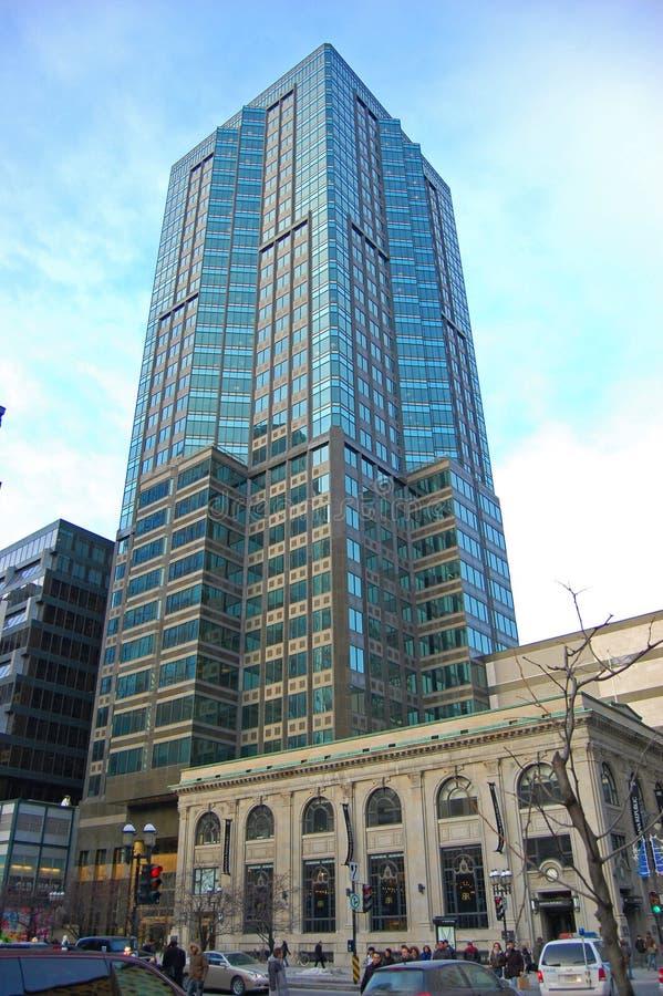 1501 здание коллежа McGill, Монреаль, Канада стоковые фотографии rf