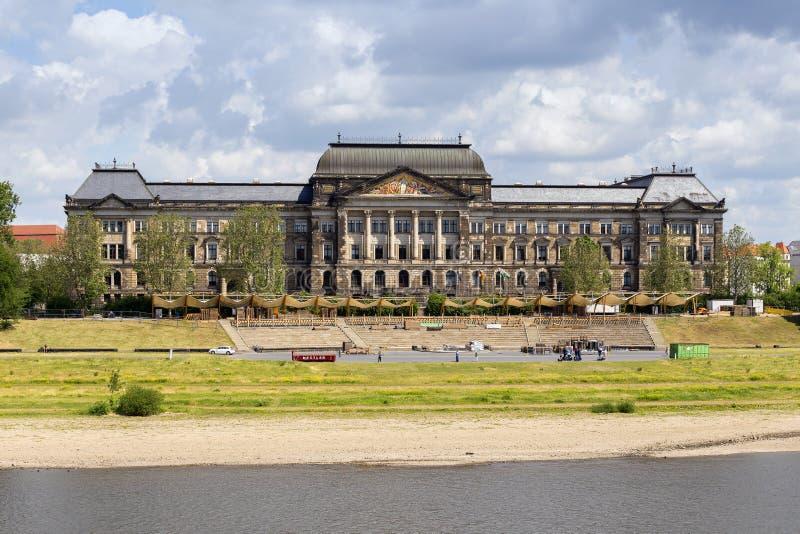 Здание Министерства финансов стоковое изображение rf