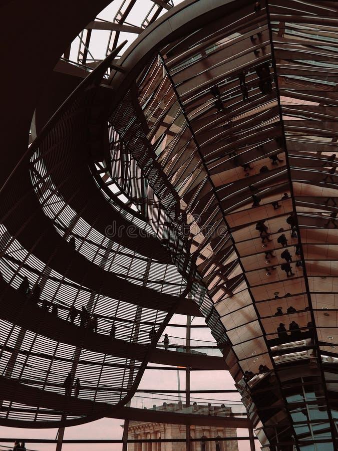 Здание музея стоковые фотографии rf