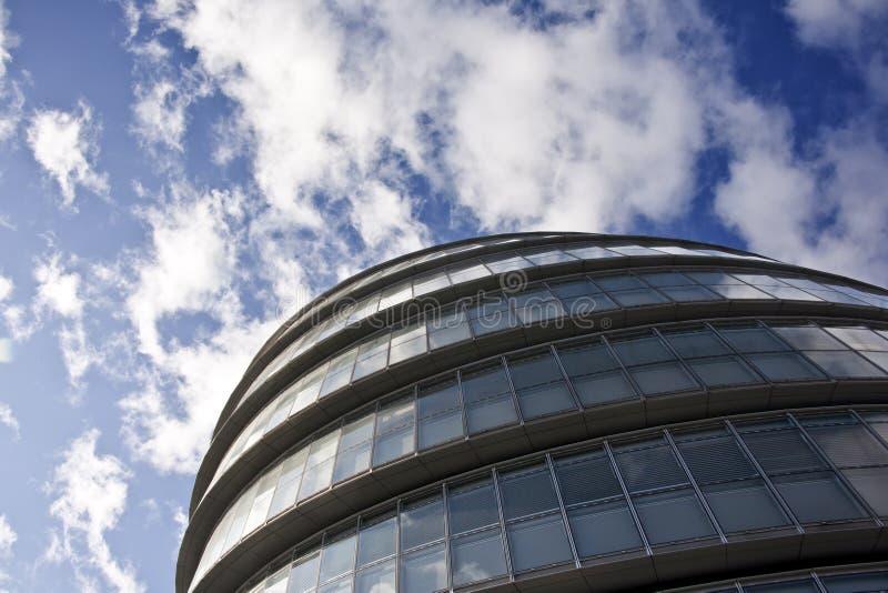 Здание муниципалитет авторитета Большого Лондона стоковое фото