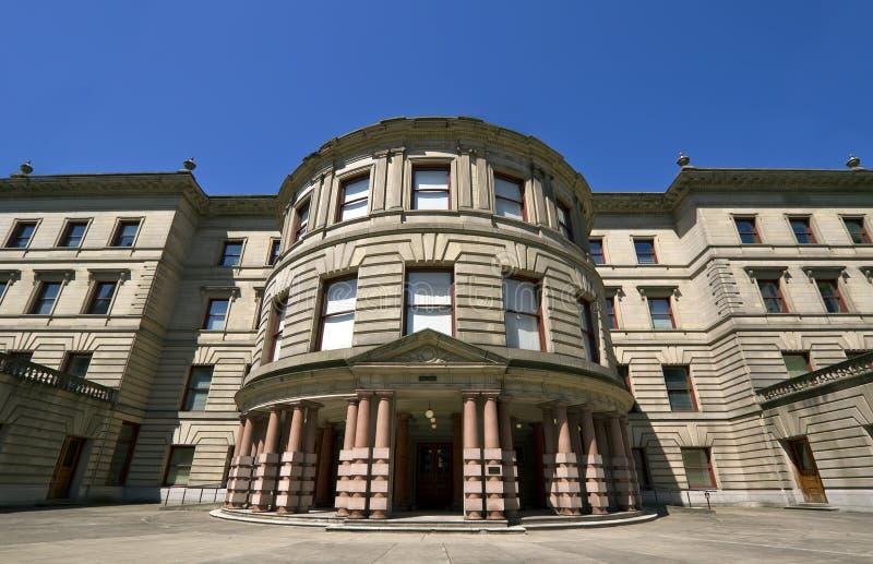 здание муниципалитет здания историческое стоковые изображения