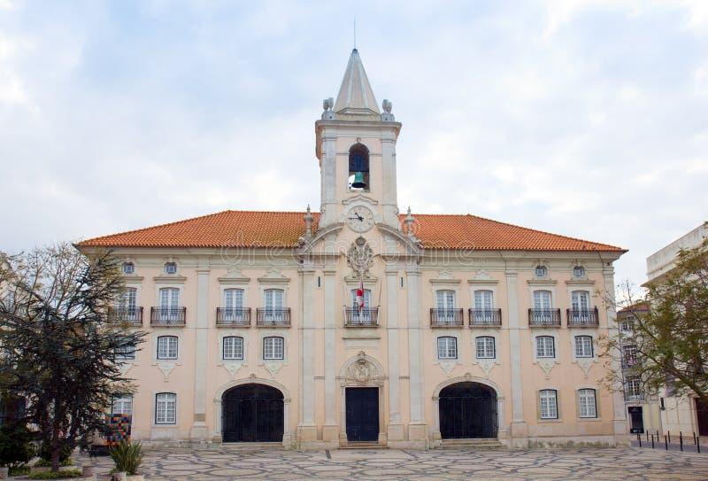 здание муниципалитет Португалия aveiro стоковые изображения rf