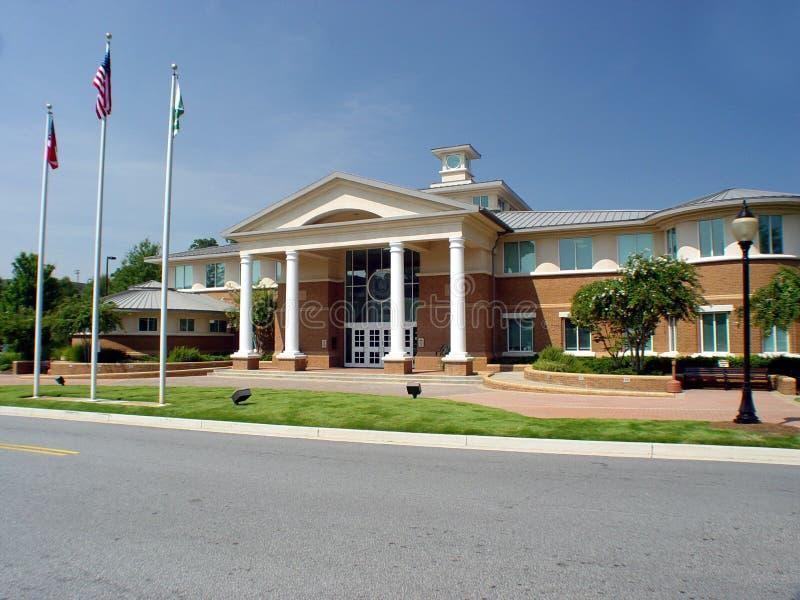 здание муниципалитет стоковые изображения rf