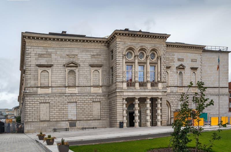 Национальная галерея Ирландии, Дублина, Ирландии стоковые изображения