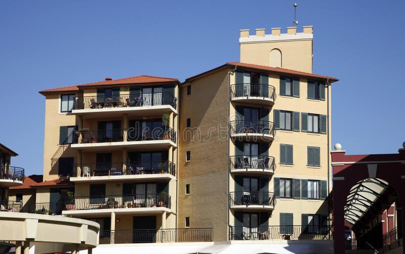 здание Сидней Австралии квартиры стоковое изображение
