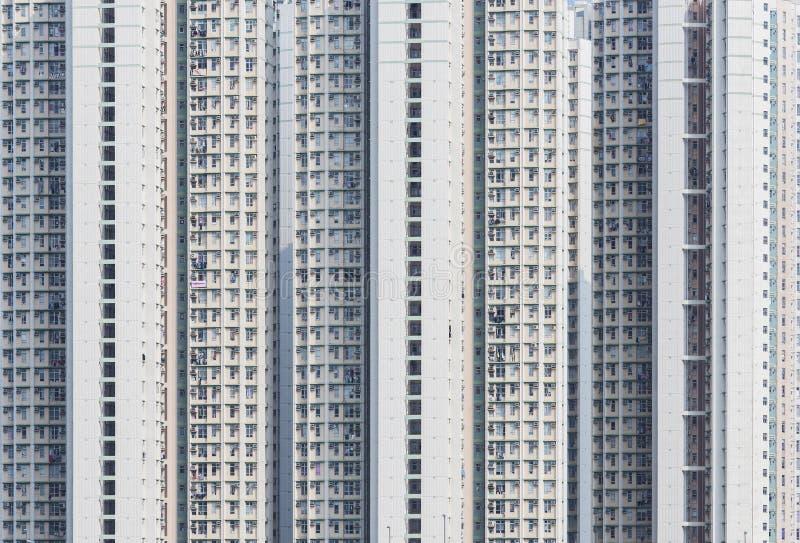 Здание с высокими высотами стоковые фотографии rf