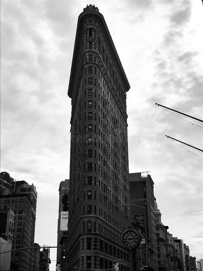 Здание Flatiron стоковые фотографии rf