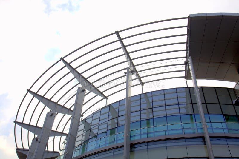 здание manchester самомоднейший стоковое фото rf