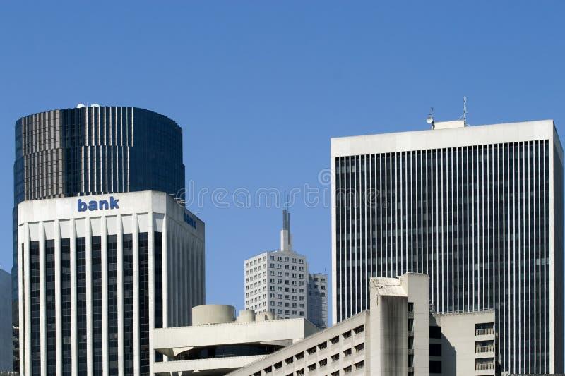 здания банка стоковая фотография