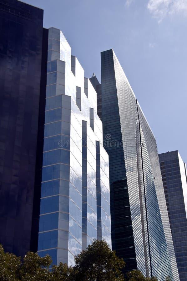 здания самомоднейшие стоковые изображения rf