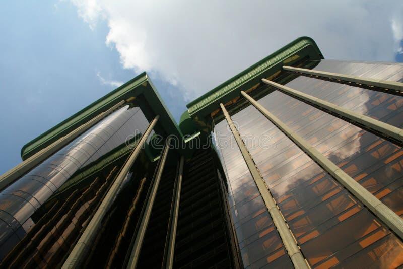 здания самомоднейшие стоковое изображение rf