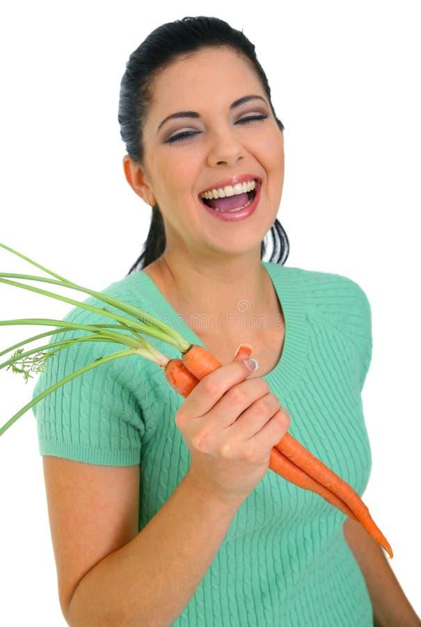 здоровая женщина уклада жизни стоковое изображение rf