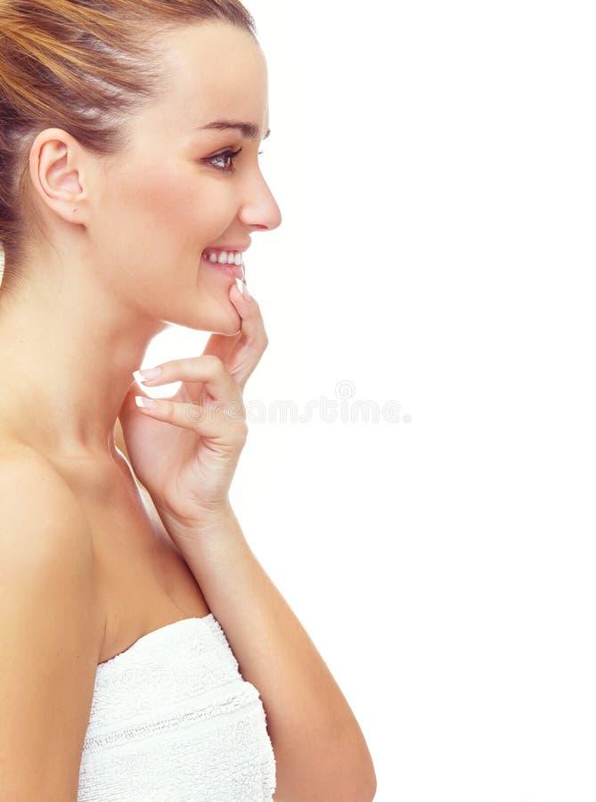 Здоровая кожа стоковое изображение rf