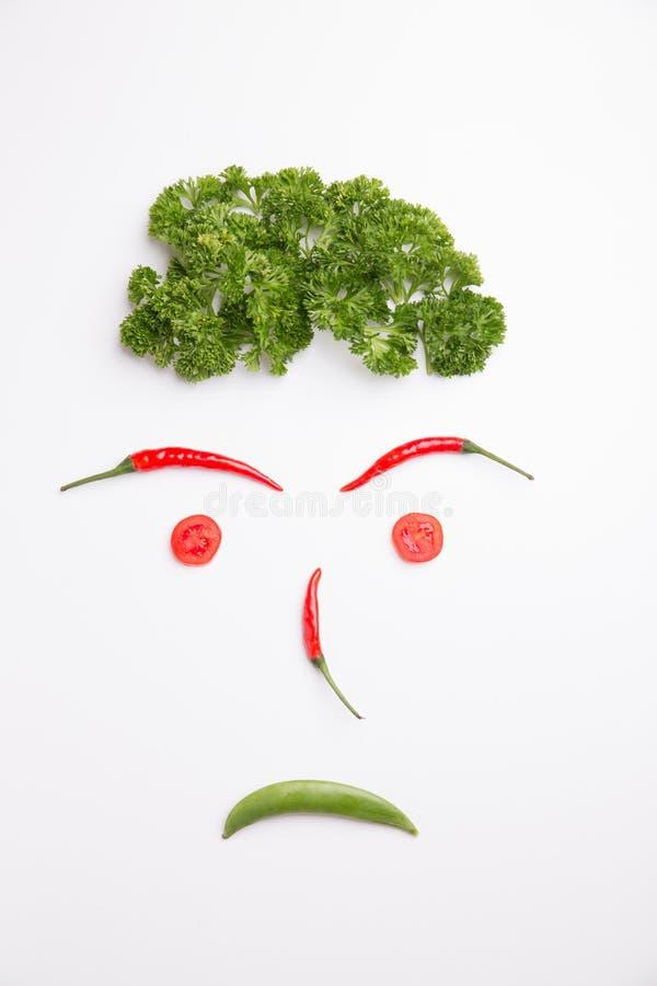 Здоровые овощи стоковые изображения rf