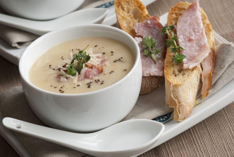 здравицы супа стоковые изображения rf